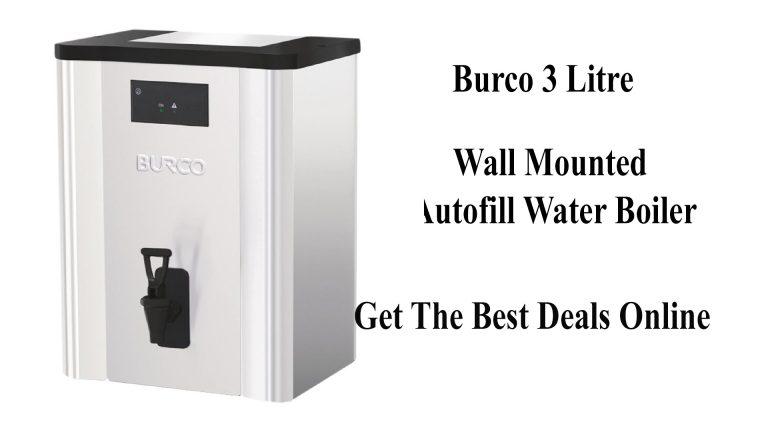 Autofill Water Boiler