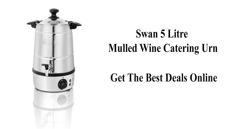 Swan 5 Litre Mulled Wine Catering Urn