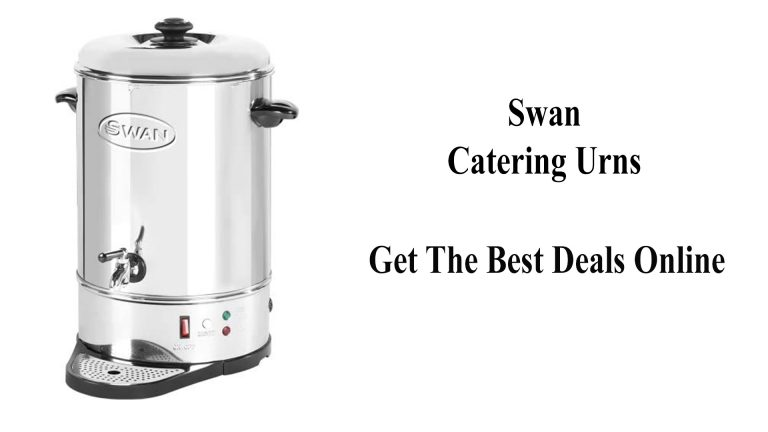 Swan Catering Urns